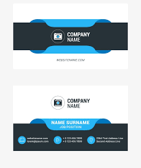 Business Card Png Vectors Psd And Clipart For Free Download Pngtree