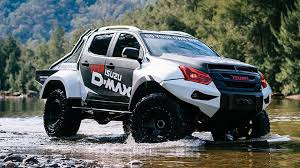 Isuzu Concept X D-Max Would Feel At Home in a Mad Max Movie (News ...