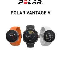 <b>Polar Vantage V</b> User Manual