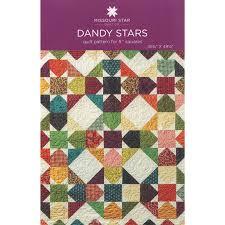 Dandy Stars Pattern by MSQC - MSQC - MSQC — Missouri Star Quilt Co. & Dandy Stars Pattern by MSQC Adamdwight.com