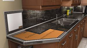 Kitchen Countertop Tile Countertops Schlutercom