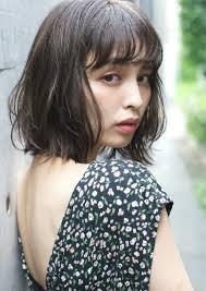 2019春版面長生かして美人魅せ面長さんに似合う髪型厳選 Arine