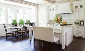 Kitchen Classic Model Island Kitchen Cabinet Dark Laminate
