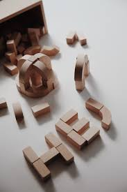they come in a wooden box with a sliding opening making them easy to and visually appealing when not in use