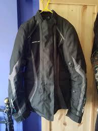 spada womens motorcycle jacket size 12