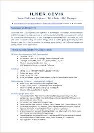 Sample Dot Net Resume For Experienced Best Of Download Net Developer Resume Ajrhinestonejewelry