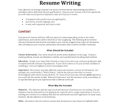 Outstanding Hospitality Resume Objective Examples Sample Best
