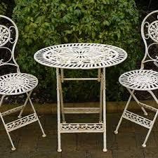 white wrought iron garden furniture. 12999 white wrought iron garden furniture d