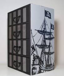 for my little boys pirate room someday