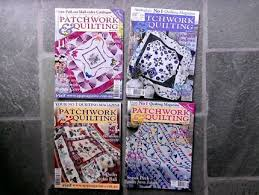 PATCHWORK , CRAFTING AND QUILTING BOOKS   Other Books   Gumtree ... & Patchwork and Quilting Magazine Australian x 24 -( $1 each) Adamdwight.com