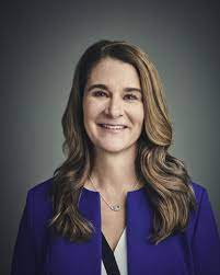 Melinda Gates offers confessions, and keys to gender equality in new book
