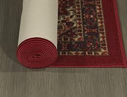 ottomanson ottohome collection persian heriz oriental design area rug with non skid non