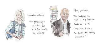 blog emma jacobs illustrated essay paris s news kiosks face redesign