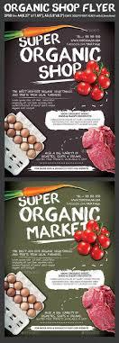 17 best ideas about marketing flyers flyers flyer organic shop market flyer template