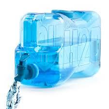 <b>Бутылка для воды H2O</b> 5.5л