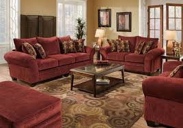 Furniture Burnt Orange Accent Chair Will Bring Relaxation To Your