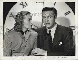 Actress Rita Johnson Actor Ray Milland in The Big Clock 1948 Vintage Press  Photo Print   Historic Images