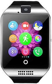 fotowelt <b>Newest Q18 Smartwatch</b> with Camera Original TF: Amazon ...