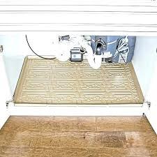 under sink drip tray home depot under sink drip tray under sink kitchen cabinet mat mats under sink drip tray