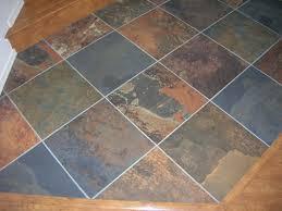 slate tile flooring great for home decor ideas with slate tile flooring