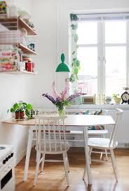 stylish fresh design small kitchen table ideas