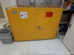used justrite equipment sell