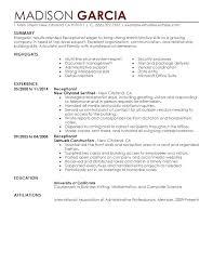 Hotel Front Desk Resume Samples Office Manager Resume Examples Hotel Front Desk Sample Resume Hotel