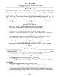 Budget Analyst Resume Sample Best Of Junior Financial Analyst