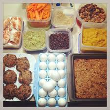 Weekly Lunch Prep How To Prep Food For The Week Healthy Eating Habits