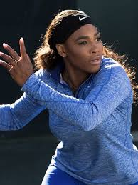 Immensely talented and skilled player, she throws away. Serena Williams Teaches Tennis Masterclass