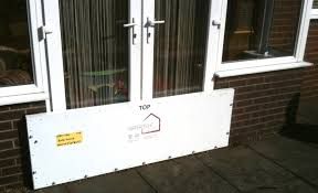 2017 commercial garage door flood barrier bottom seal quietest flood s watertight