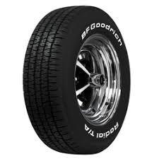Bfgoodrich Tires Radial T A P245 60r14 98s