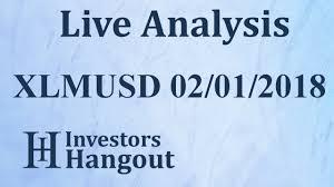 Nphc Stock Chart Xlmusd Stock Live Analysis 02 01 2018 Youtube