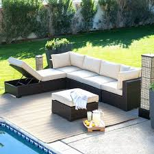 wicker patio furniture cushions.  Patio Pool Lounge Chair Cushions New Wicker Outdoor Sofa 0d Patio Chairs Concept  Of Deck Furniture Inside S