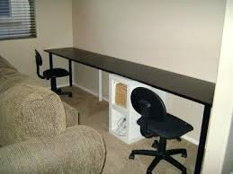 narrow office desk. Narrow Office Desk Popular Of Long Computer Coolest  Decorating Ideas With About .