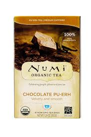 Numi <b>Organic Tea Chocolate Pu</b>-<b>erh</b>, 16 Co- Buy Online in Austria at ...