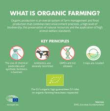 Organic Vs Conventional Foods Chart The Eus Organic Food Market Facts And Rules Infographic
