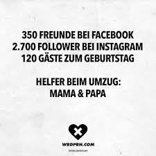 350 Freunde Bei Facebook 2700 Follower Bei Instagram 120 Gäste Zum