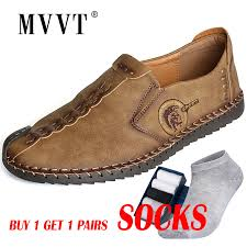 <b>Classic Comfortable Men Casual</b> Shoes Loafers Men Shoes Quality ...