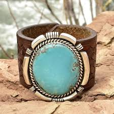Roca Jewelry Designs Pin On Leather And Turquoise
