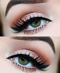 eye makeup peaches and cream eye makeup look makeup for brow eyes blue eyes green eyes and all skin and hair colours highlights your eyes