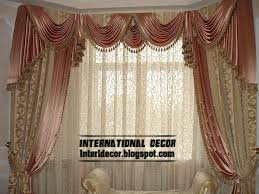 room curtains catalog luxury designs:  contemporary curtain design with satin drapes latest curtain designs top contemporary curtain design and