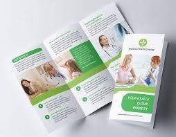 30 Free Premium Medical Brochure Templates Desiznworld