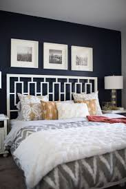 Navy Blue Bedroom Decor 17 Best Ideas About Navy Bedroom Decor On Pinterest Grey Chevron