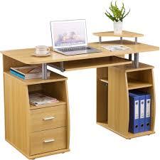 computer home office desk. computerdeskwithshelvescupboardampdrawersfor computer home office desk