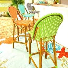 colorful plastic patio chairs wicker furniture colors plastic wicker look garden furniture colorful and comfortable resin