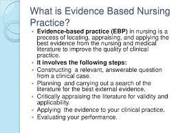 evidence based practice in nursing essay evidence based practice evidence based practice in nursing essay samples essay for you evidence based practice in nursing essay