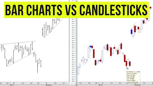 What Do Candlestick Charts Show Bar Charts Vs Candlestick Charts Which Are Best