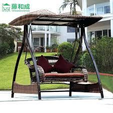 outdoor swing chair outdoor swing chair garden balcony cradle chair courtyard leisure indoor basket rattan outdoor swing chair