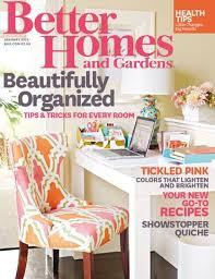 better homes and garden magazine. Better Homes And Gardens Magazine Feature Charm Home Garden Cover